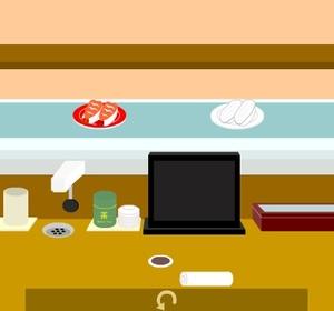 Jouer à Find the escapemen 158 - Sushi go round 2