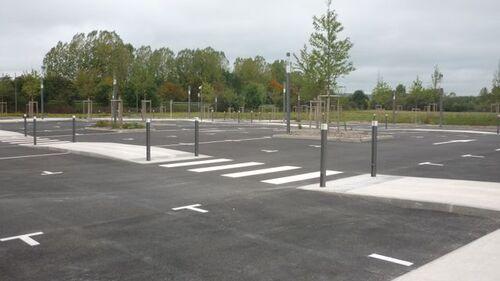Les parkings relais sont vides