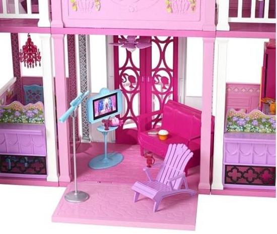 Ma maison de rêve Barbie 6