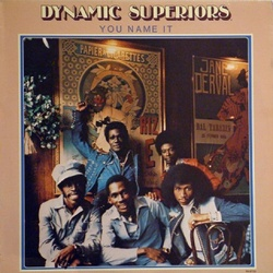 Dynamic Superiors - You Name It - Complete LP