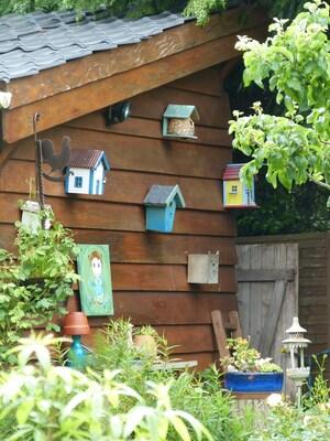 Le petit jardin de Saint Fiacre