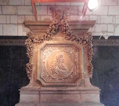 concert hélène grandsire abbaye de Tuffé