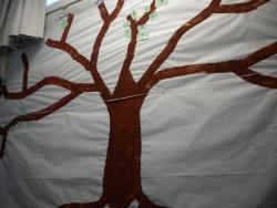 Un arbre pour la mémoire