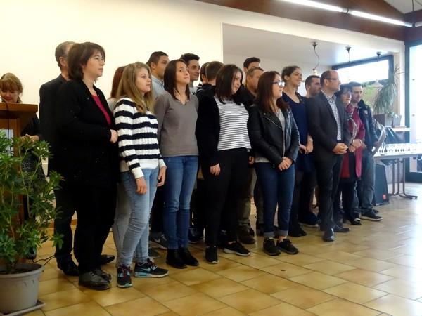 Les élèves du lycée Désiré Nisard de Châtillon sur Seine ont reçu leurs diplômes