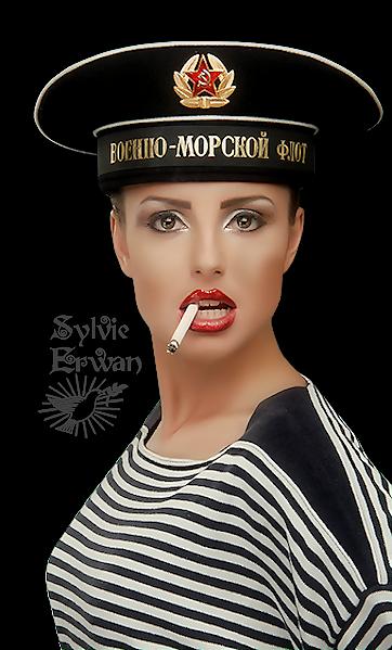 Tubes femmes chapeaux création 6