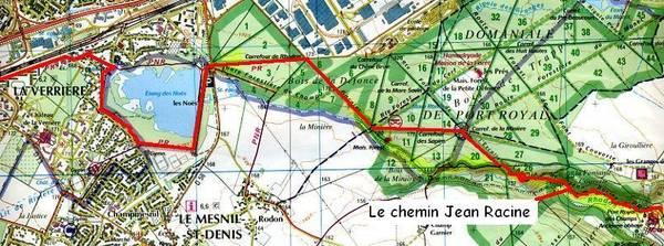Port Royal des Champs dans les Yvelines (8ème partie)