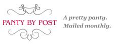 Déshabillons-nous pour Noël car Panty by Post et Lush s'associent !