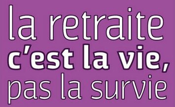 PAROLES DE RETRAITES