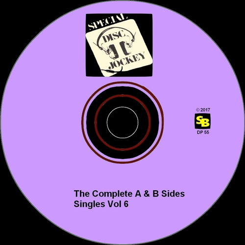 "Various Artists : CD "" Special Disc Jockey The Complete Singles Vol 6 "" SB Records DP 55 [ FR ]"