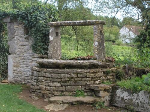 Le puits du chateau