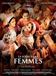 Affiche La source des femmes