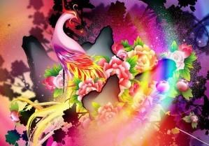Sky birds - Hidden stars