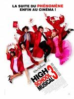 High School Musical 3 Nos annees lycee affiche