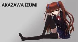 Akazawa Izumi
