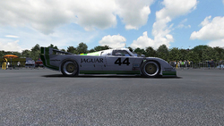 Team Group 44 Jaguar XJR-5
