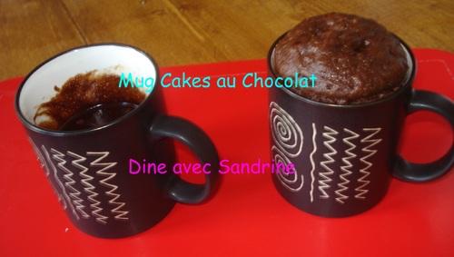 Le Mug Cake au Chocolat