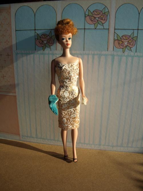 Barbie vintage : Golden Girl
