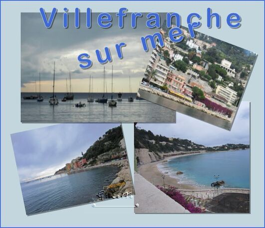 Montages photos voyage en France  ( 2 )