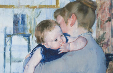 Mary Cassatt : An American Impressionist. Paris exhibition