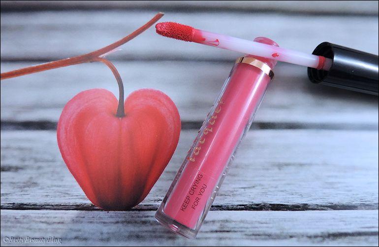 Salvation velvet les mats qui déchirent (friday lipstick)