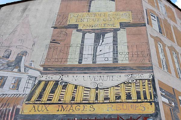 trompe l'oeil Angoulême 19