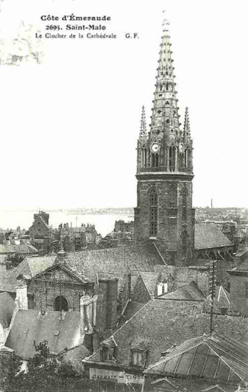 Saint-Malo (Ille-et-Vilaine) 1ère partie