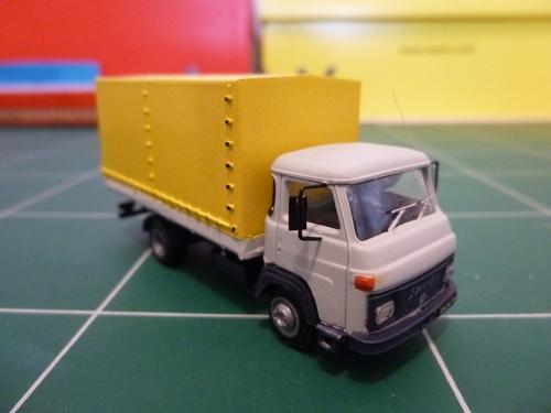 Camion Savien SG 2 de SAI
