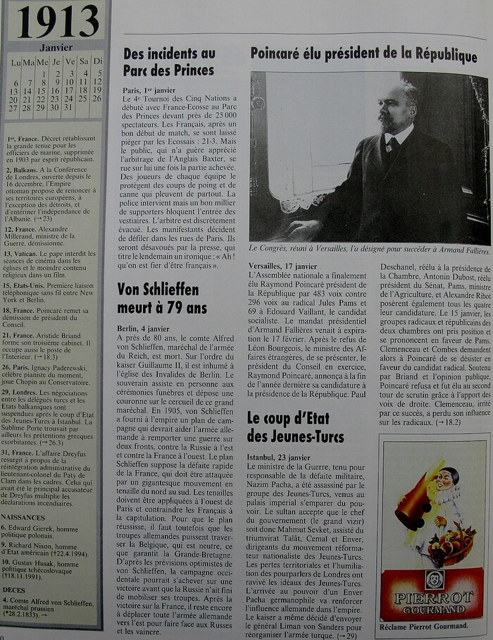 Page Janvier 1913