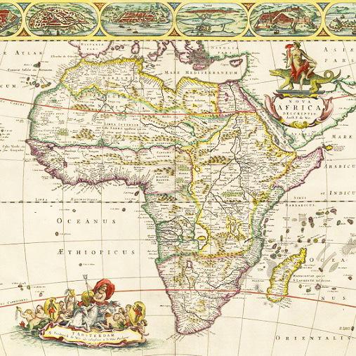 Pourquoi l'Afrique s'appelle l'Afrique - Une autre histoire