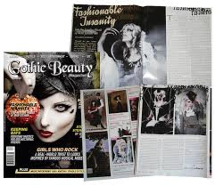 Gothic Beauty Magazine