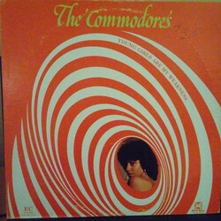 The Commodores - Young Girls Are My Weakness - Complete LP