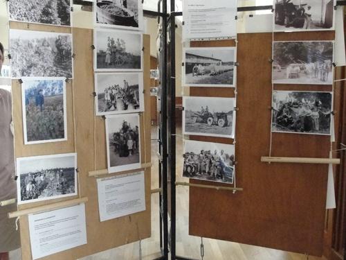 -Les bornes forestières en forêt de Châtillon sur Seine