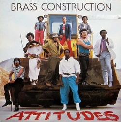 Brass Construction - Attitudes - Complete LP