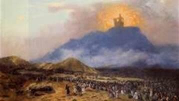 Les sept trompettes prophétiques de l'histoire avant le retour du Messie   P. GHENASSIA
