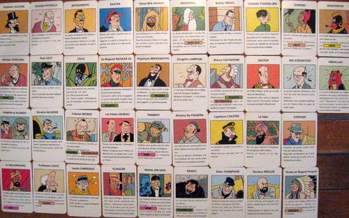 Tintin et le piège du totem dhor 1991
