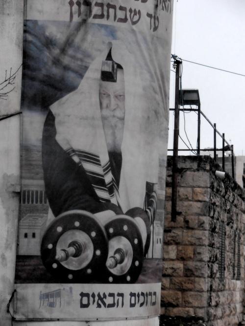 Un gentil rabbin