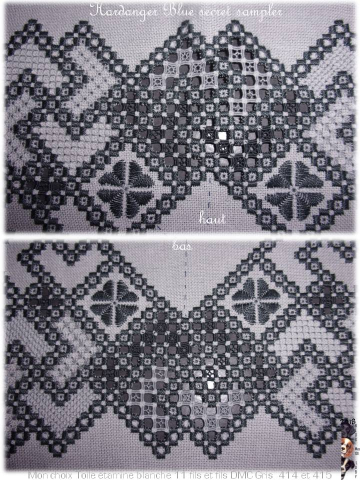 The Blue Secret Hardanger Sampler (8 et plus bis)