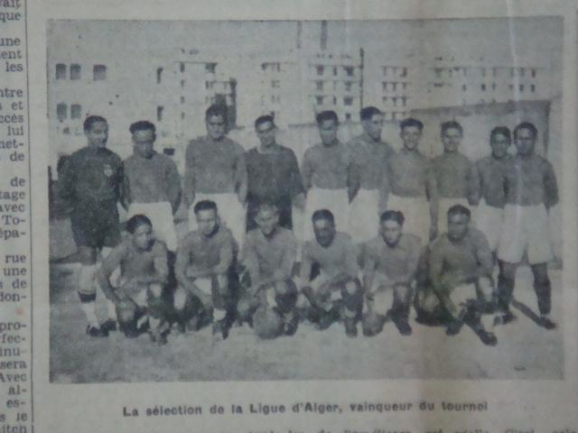 Missoum Sélection d'Alger