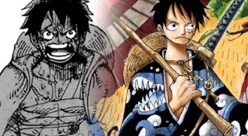 One Piece révèle la fin de la première partie de l'Arc Wano