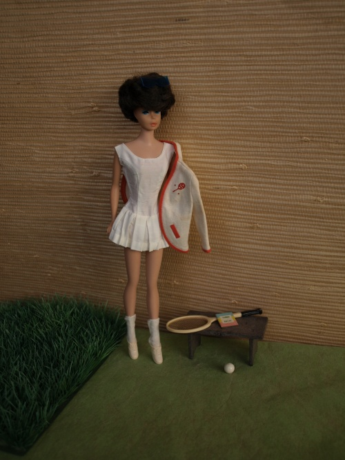 Barbie vintage : Tennis Anyone