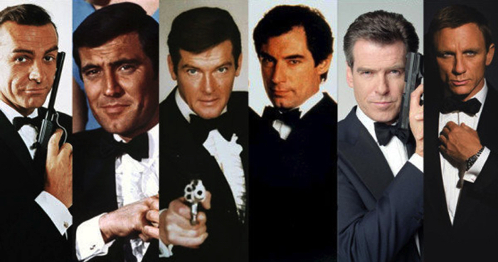 Les James Bond