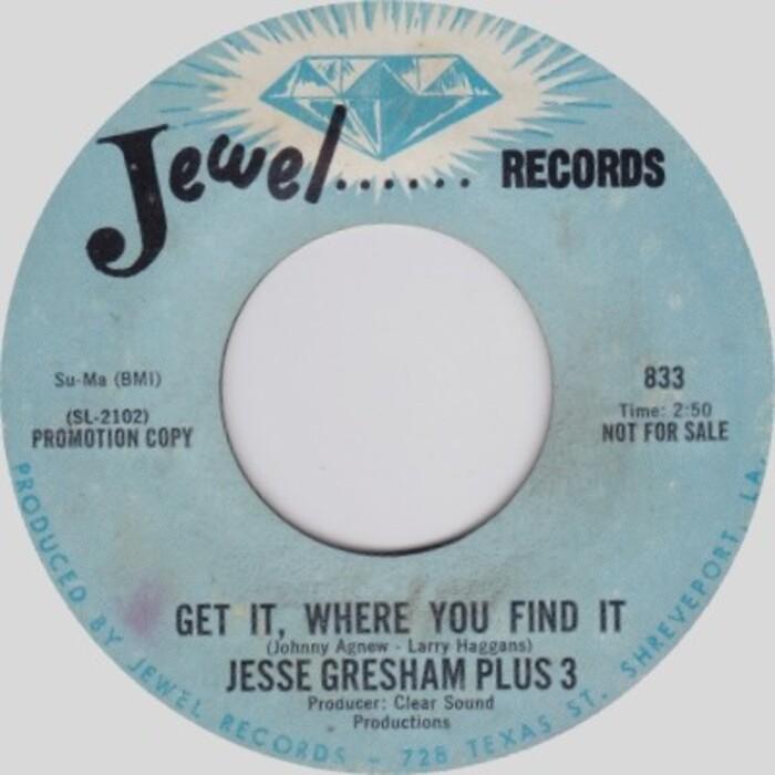 Jesse Gresham Plus 3