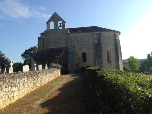 Eglise de Volpillon
