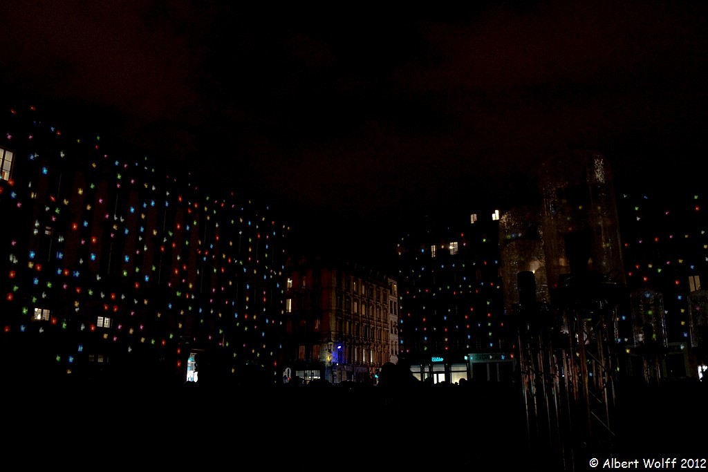 Lyon ou la symphonie des  lumières.