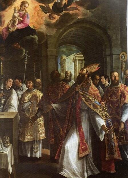 Image illustrative de l'article Anselme de Lucques