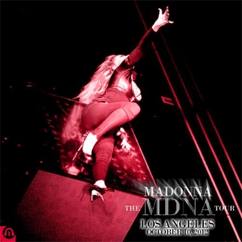 The MDNA Tour - Audio Live in Los Angeles