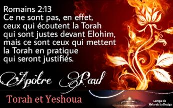 Qu'enseignait Yeshoua sur le SHABBAT ? Première partie