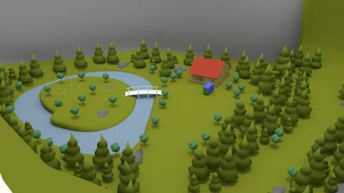 paysage 1er court metrage