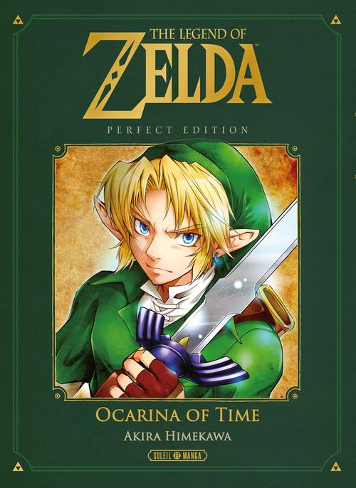 The legend of Zelda - Ocarina of time - Akira Himekawa