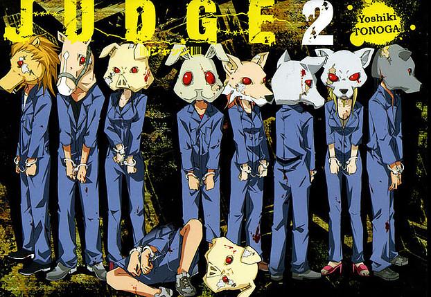Judge tome 2
